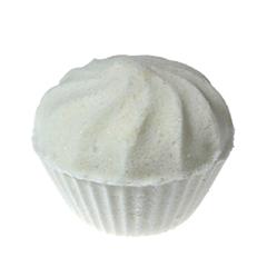 Бурлящий маффин Козье молоко (Объем 150 г)
