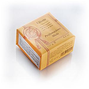 Мыло растительное натуральное с оливковым маслом и медом