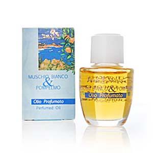 Парфюмированное масло «Белый мускус и грейпфрут»