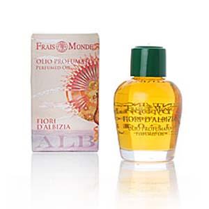 Парфюмированное масло «Цветы альбиции»