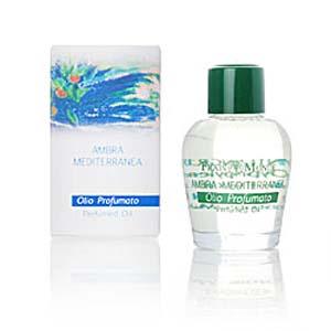 Парфюмированное масло «Средиземноморская амбра»