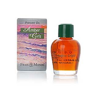 Парфюмированное масло «Амбра»