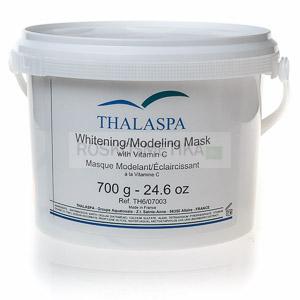 Отбеливающая моделирующая маска с витамином С для лица