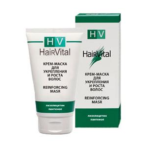 Крем-маска «Hair Vital» для укрепления и роста волос