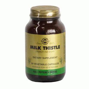 Молочный чертополох 50 капсул (Витамины)