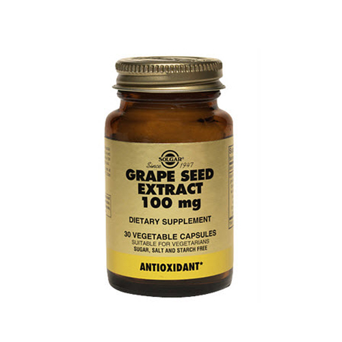 Капсулы Экстракт виноградных косточек №30 (Растения)