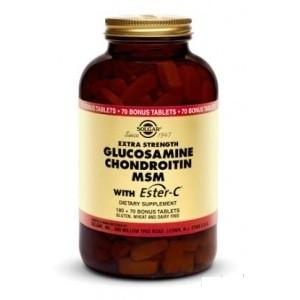 Комплекс витаминов для улучшения состояния хрящей и восстановления соединительных тканей 60 таблеток (Специальные добавки)