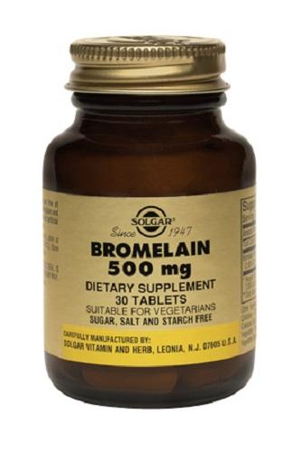 Бромелайн 500мг 30 таблеток (Специальные добавки)