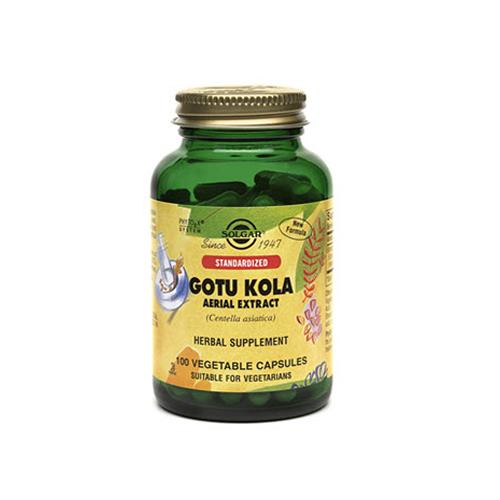 Капсулы Экстракт Готу Кола №100 424 мг (Растения)
