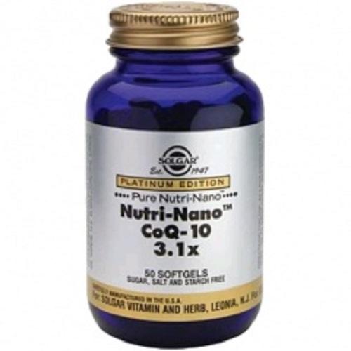 Нутрикоэнзим Q-10 50 капсул (Специальные добавки)