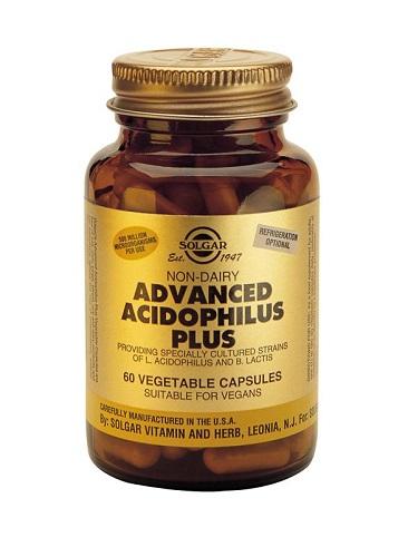 Ацидофилус плюс 60 капсул (Специальные добавки)