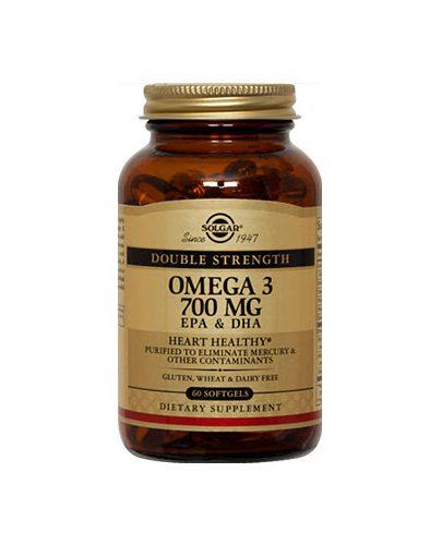 Капсулы Двойная Омега 3 700 мг ЭПК и ДГК (Специальные добавки)