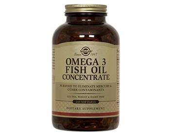 Натуральный рыбий жир с оптимальным содержанием омега-3 120 капсул (Специальные добавки)