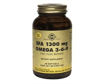 Комплекс жирных кислот и витамина Е 60 капсул (Специальные добавки)