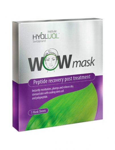 WOW Mask Гидрогелевая пептидная маска 1 штука