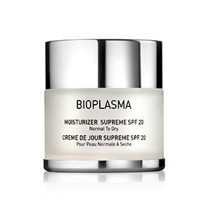 Крем «Bioplasma» увлажняющий SPF-20 для нормальной и сухой кожи