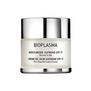 Крем «Bioplasma» увлажняющий SPF-17 для жирной кожи