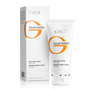 Скраб «Solar Energy» для лица и тела