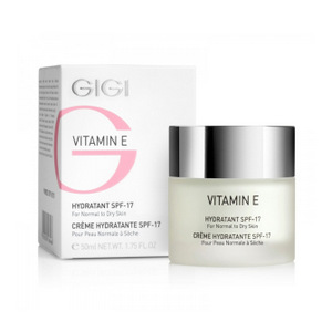 Крем «Vitamin E» увлажняющий для сухой кожи