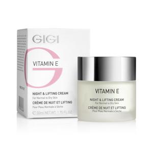 Крем ночной лифтинговый «Vitamin E»