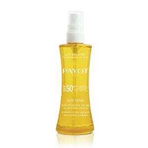 Защитное антивозрастное масло с комплексом витаминов SPF-50+