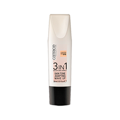 3 in 1 Skin Tone Adapting Make Up (Цвет 010 Lighter Skin)