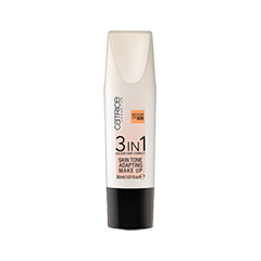3 in 1 Skin Tone Adapting Make Up (Цвет 020 Medium Skin)