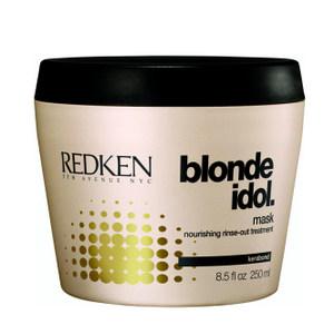 Маска «Blonde Idol» для светлых волос