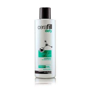 Кондиционер «CeraFill» для поддержания плотности нормально истонченных волос