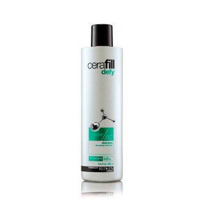 Шампунь «CeraFill» для поддержания плотности нормально истонченных волос