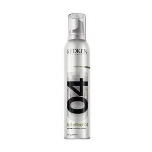 Увлажняющий мусс-объем «04 Full Effect» для волос