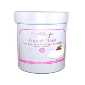 Крем-маска «Нежный йогурт»