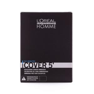 Тонирующий гель «Homme Cover 5 № 6»