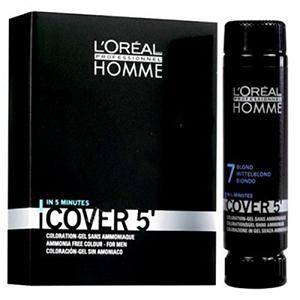 Тонирующий гель «Homme Cover 5 № 7»