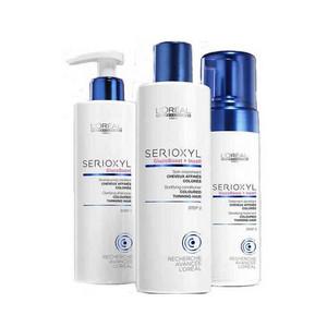 Набор «Serioxyl» для окрашенных волос