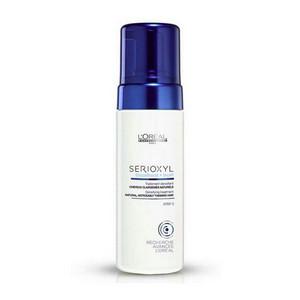 Уплотняющий аква-мусс «Serioxyl» для натуральных волос