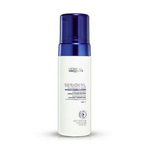 Уплотняющий аква-мусс «Serioxyl» для окрашенных волос