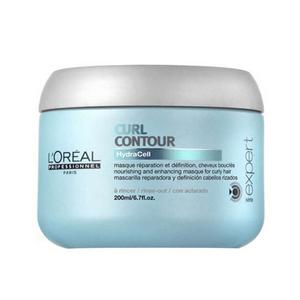 Маска «Curl Contour» для четкости контура завитка