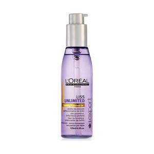 Термозащитное масло-сияние «Liss Unlimited» для непослушных волос