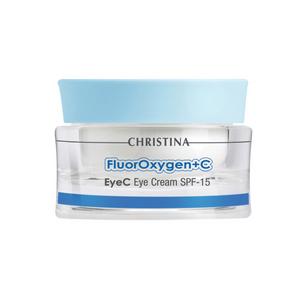 Осветляющий крем для зоны глаз с SPF-15