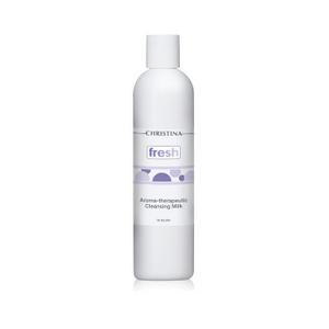 Арома-терапевтическое очищающее молочко для сухой кожи