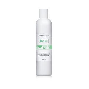 Арома-терапевтическое очищающее молочко для жирной кожи