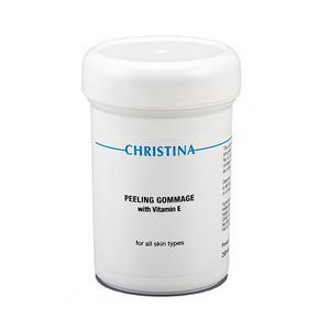 Пилинг-гоммаж с витамином Е