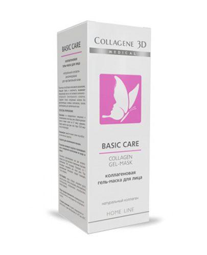 Гель-маска чистый коллаген 30 мл (Basic Care)