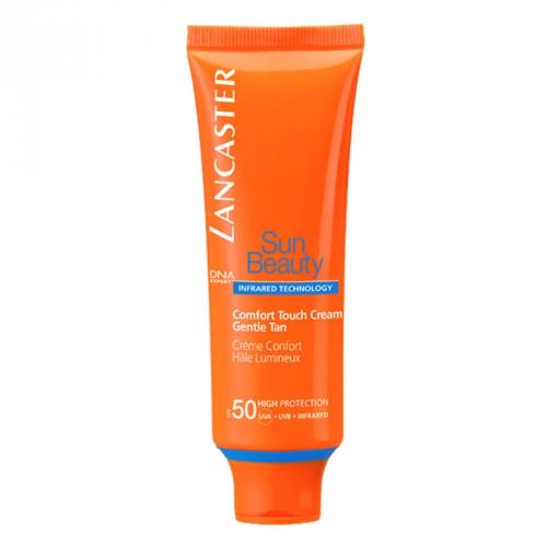 Крем-комфорт сияющий загар SPF 50 50 мл (Beauty Care)