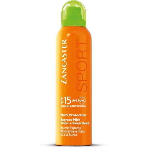 Защитный водостойкий спрей для детей с возможным нанесением на влажную кожу 125 мл (Sun Kids)