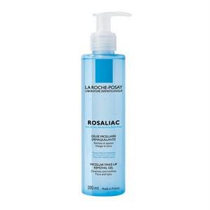 Гель мицеллярный «Rosaliac» для снятия макияжа