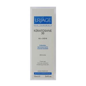 Гель «Uriage Keratosane 30» для локализованных утолщений кожи