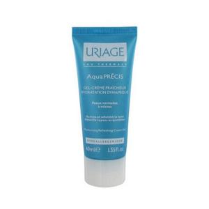 Гель-крем «Uriage Aqua Precis» освежающий для нормальной и смешанной кожи