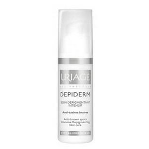 Эмульсия «Uriage Depiderm Intensive» против пигментных пятен на коже лица